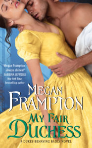 Cover for My Fair Duchess by Megan Frampton
