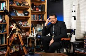 Photo: Neil deGrasse Tyson, via the Wall Street Journal