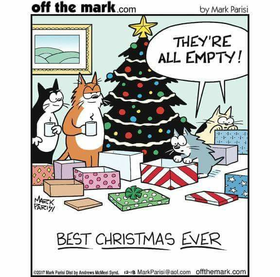 """Comic: """"Best Christmas ever"""""""