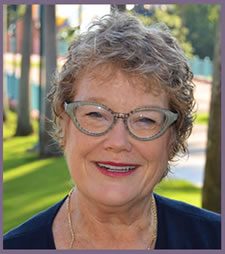 Photo: Cathy Maxwell, author of historical romance