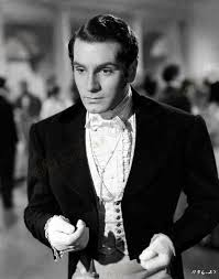 Photo: Laurence Olivier as Mr. Darcy