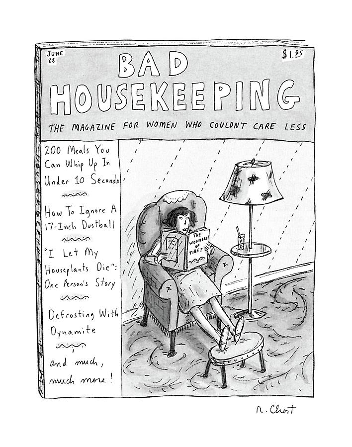 "Comic: ""Bad Housekeeping"""
