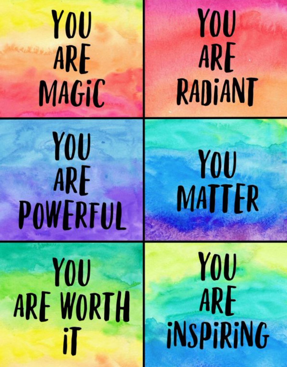 "Graphic: ""You are magic"""