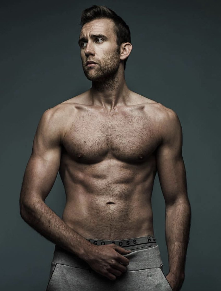 Photo: actor Matthew Lewis
