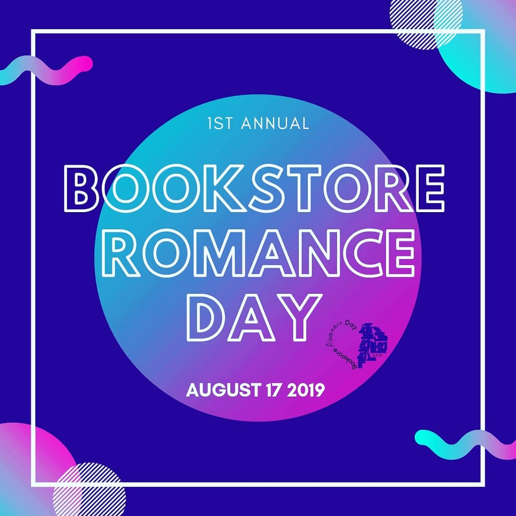 Graphic: 1st annual Bookstore Romance Day