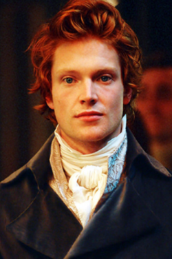 Photo: Simon Woods in Pride and Prejudice