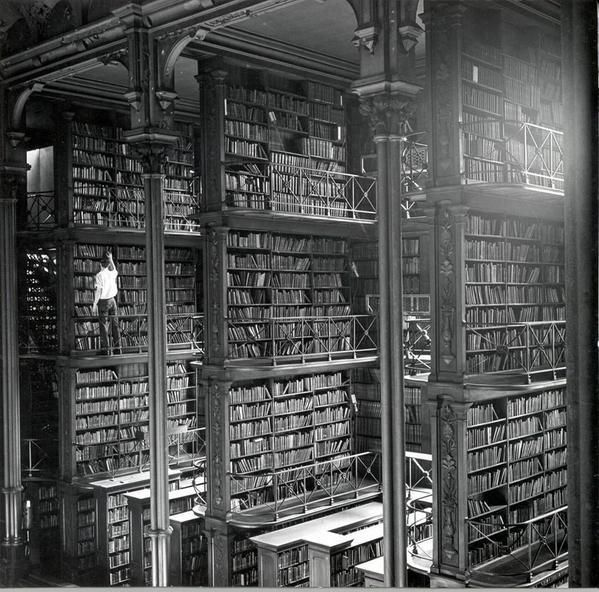 photo: the old Cincinnati main library