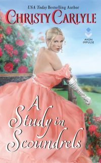 cover image: A Study in Scoundrels by Christy Carlyle