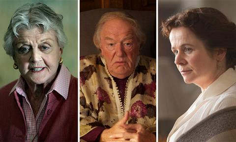 """Photo: actors featured in the BBC miniseries """"Little Women"""""""
