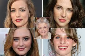 photo: actresses featured in the BBC Little Women miniseries