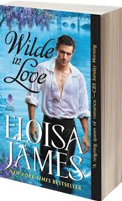 Image: cover of Wilde in Love by Eloisa James (Avon Books)