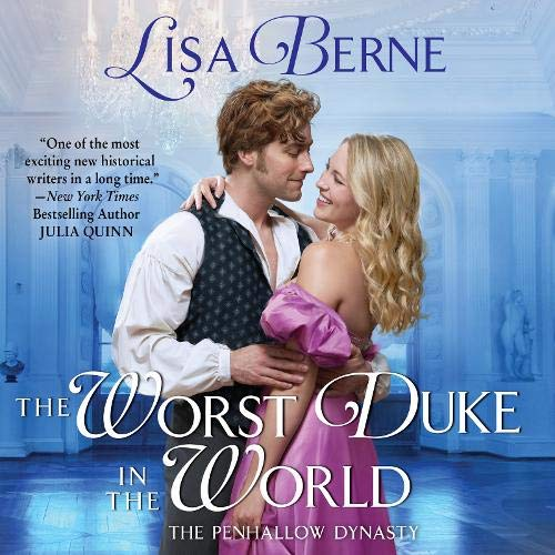 The Worst Duke in the World Audio Cover
