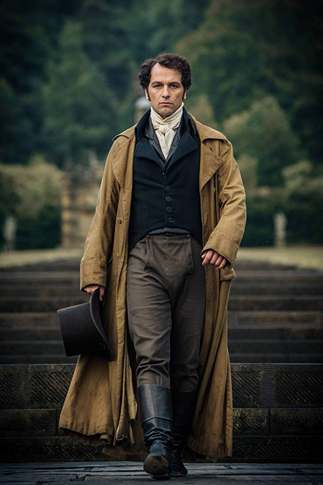 Photo: Matthew Rhys as Mr. Darcy