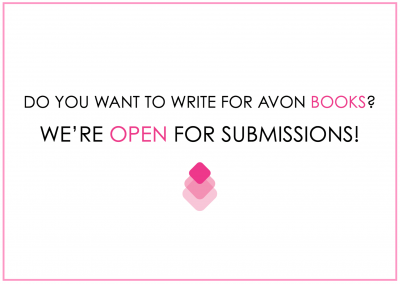"Graphic: ""Do you want to write for Avon Books?"""