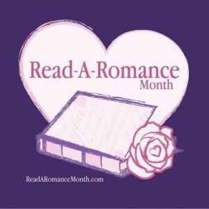 Graphic: Read-a-Romance-Month logo