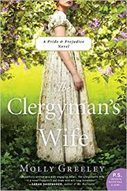 Cover image: The Clergyman's Wife, shared via LisaBerne.com
