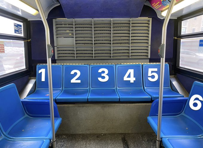 Graphic: Which bus seat will you choose?