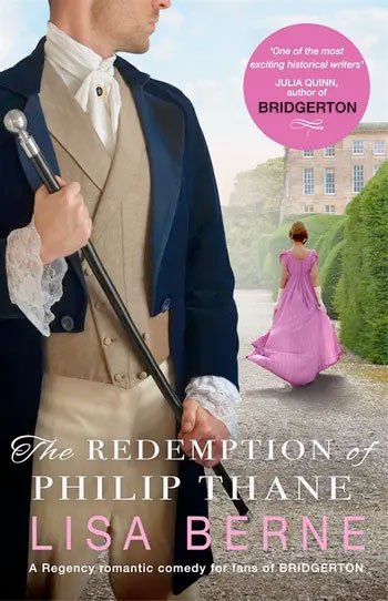The Redemption of Philip Thane (UK & Commonwealth)